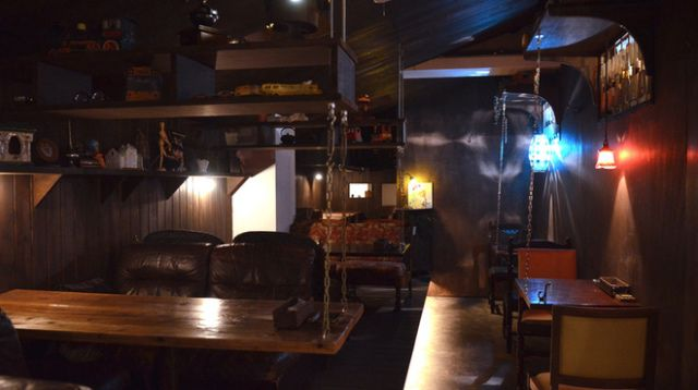Is The Attic Room The Best Cafe in Shibuya?