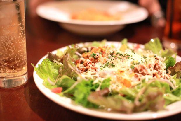 ボクノランチ:cafe SUNS 中目黒「タコライス」