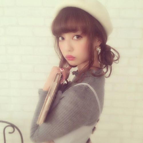 メイクの参考にも♡Lysa有紀さんがつくるヘア&メイクがかわいい
