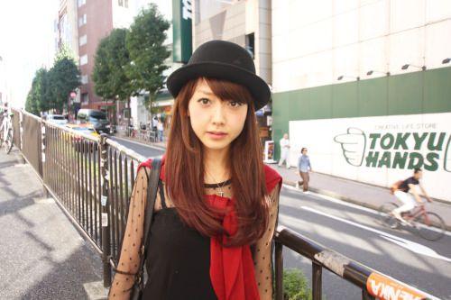 ストリートスナップ:塩沢愛海