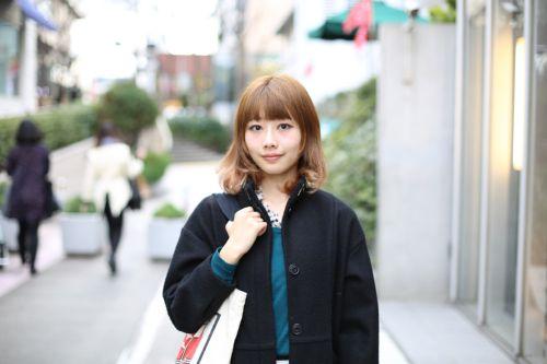 ストリートスナップ:赤澤 奈津実