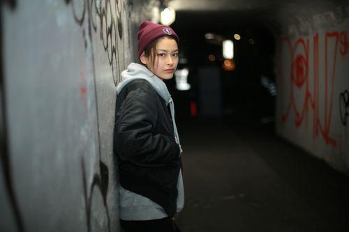 ストリートスナップ:松本瞳