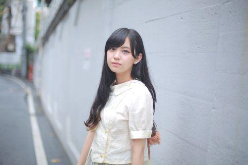 ストリートスナップ:小泉 莉香
