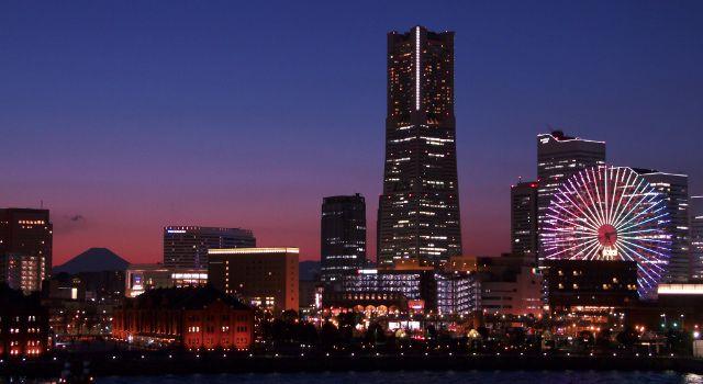 横滨约会一日,值得去的7个地方。
