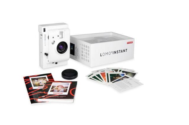 【プレゼント】世界で一番クリエイティブなインスタントカメラ「Lomo'Instant」など3製品を各1名様にプレゼント