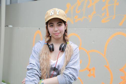 #SNAP Ayano Nakanoさんのストリートスナップ