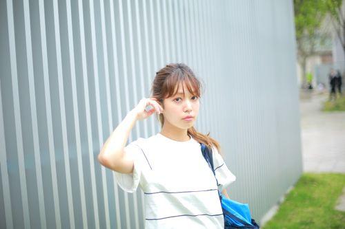 #SNAP 宮川美穂さんのストリートスナップ