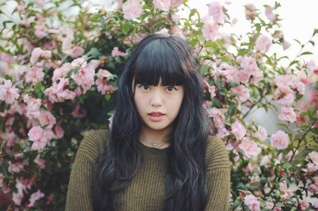 THE GIRL : 青柳文子