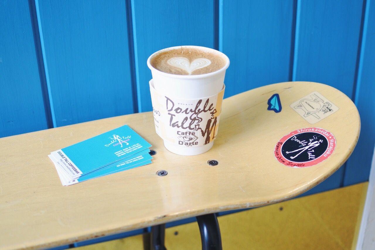 【渋谷】ハワイの雰囲気を楽しめるDouble Tall Coffee Bar が知りたい!