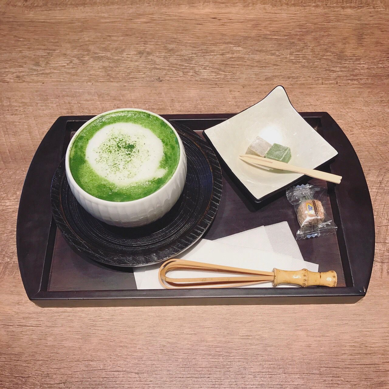 【表参道】様々な和を楽しめる隠れ家カフェ「 宇治園 裏参道ガーデン」が気になる!