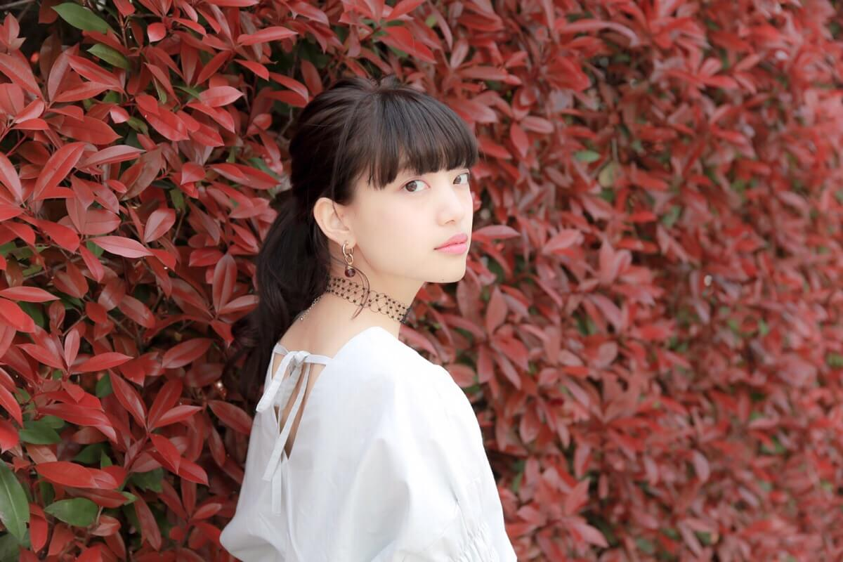 THE GIRL:佐藤里緒菜