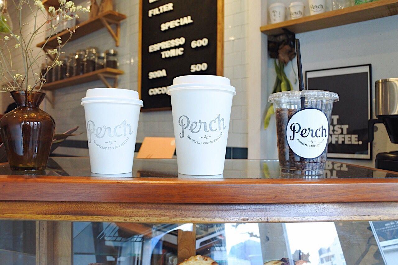 【代官山】Perch by WOODBERRY COFFEE ROASTERSで毎日美味しいコーヒーをいただこう!