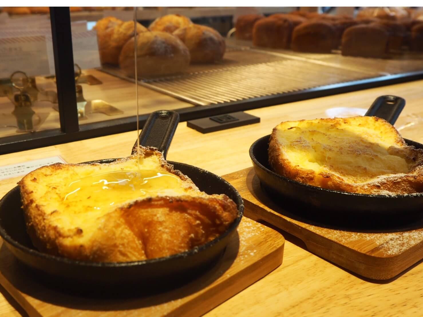 パンとエスプレッソと南森町交差点でいただく絶品フレンチトースト