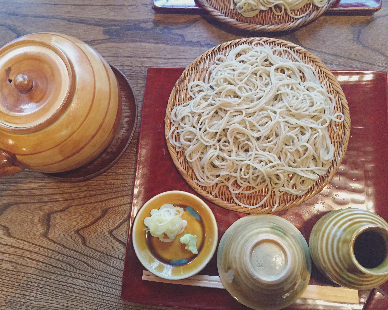 浅草の美味しいお蕎麦