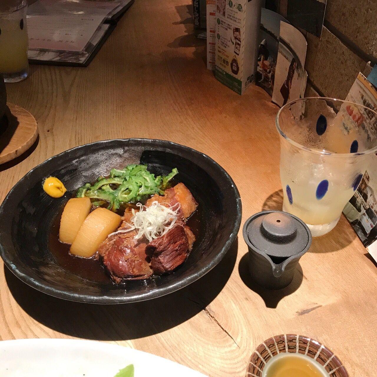 沖縄料理♡土の実