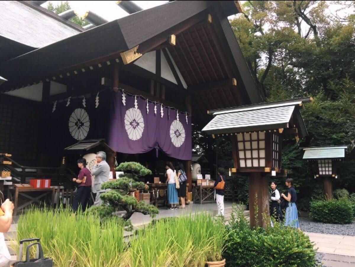 東京大神宮で、恋愛運が上がる!?
