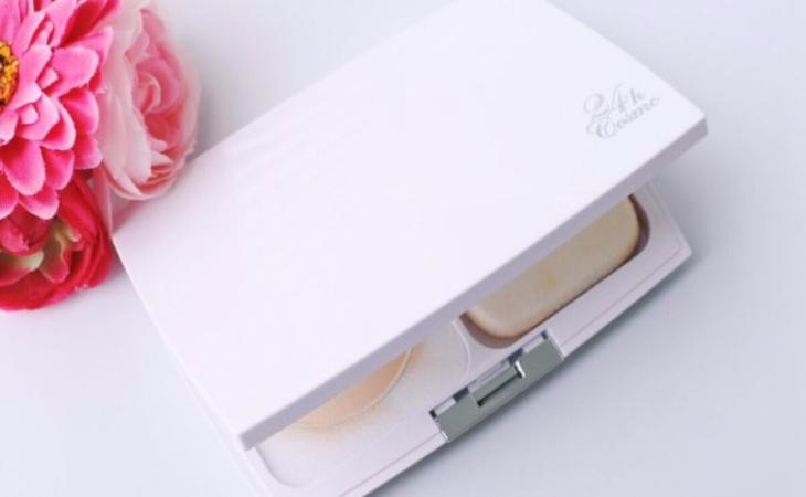 推薦24小時免卸妝礦物粉餅:日本女生都用這款來保養肌膚!
