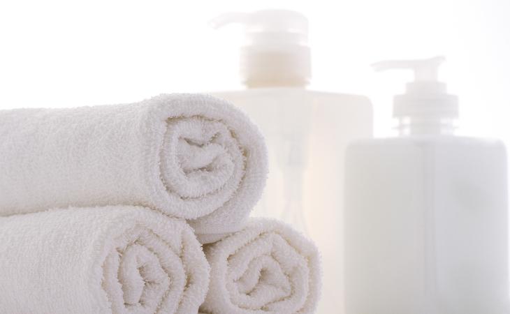 毛巾熱敷洗臉法