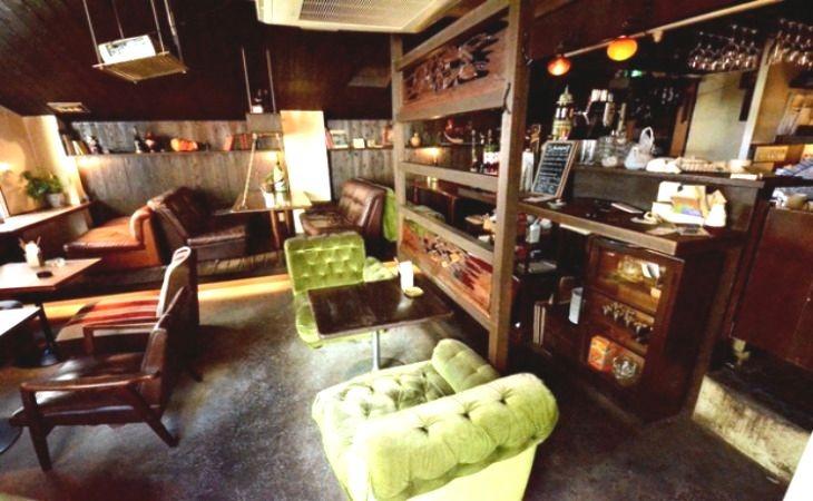 推薦東京咖啡廳attic room