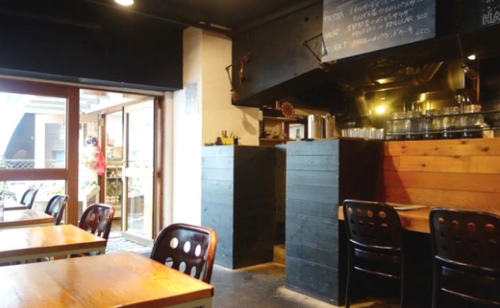 東京推薦咖啡廳Tas Yard