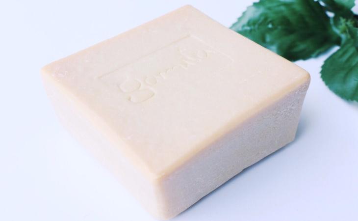 潔米拉的秘密洗面皂