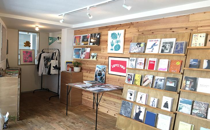 Commune Press獨立雜誌專門店