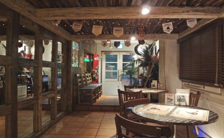 自由之丘推薦咖啡廳Palms cafe