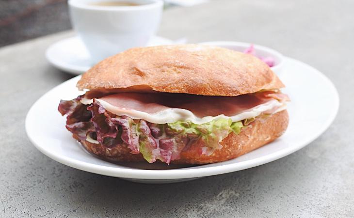 帕尼尼三明治