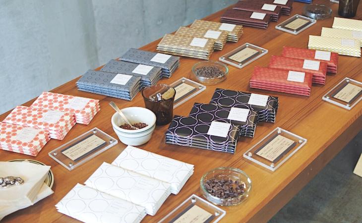 日本巧克力專賣店