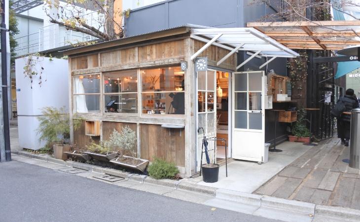 離車站最近咖啡廳