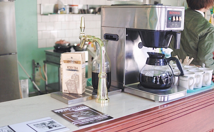 人氣話題店自助咖啡廳