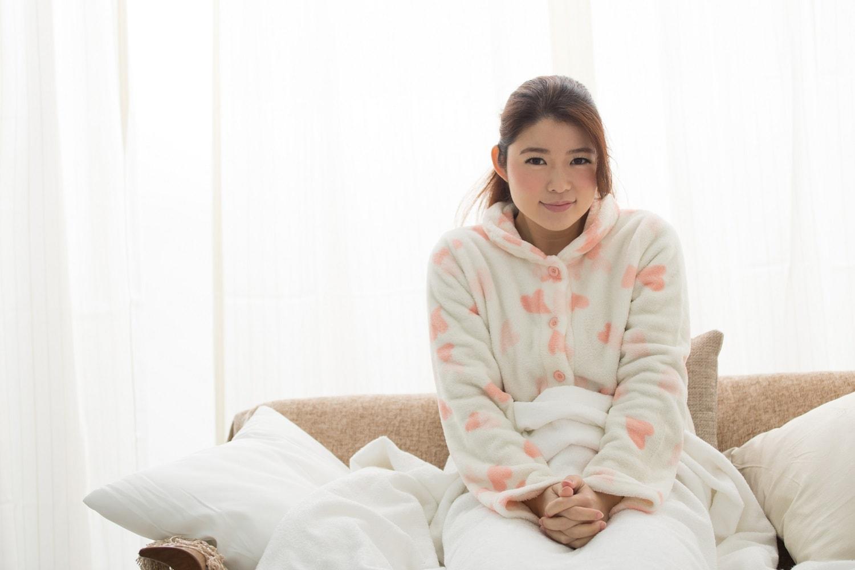 睡衣款式示意圖