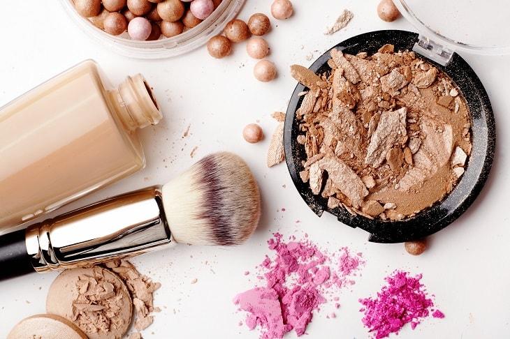 各種彩妝用品使用方法解說