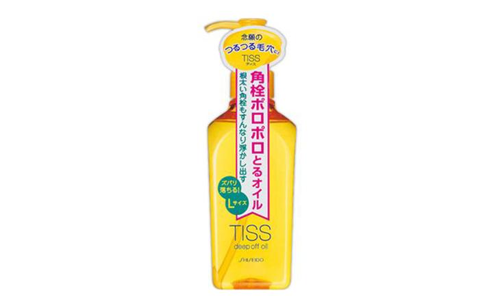 資生堂 TISS深層卸妝油-推薦選擇