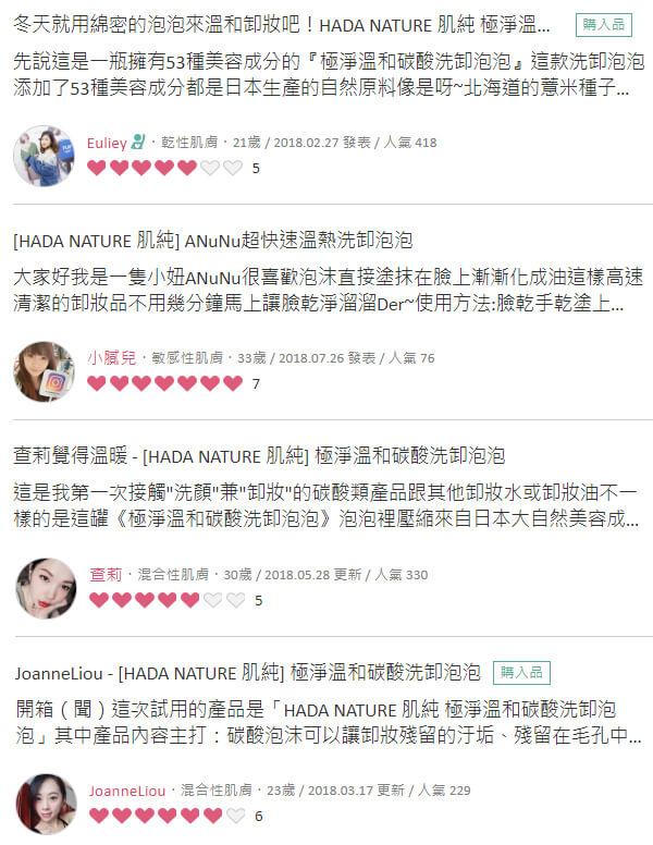 台灣美妝網站評價