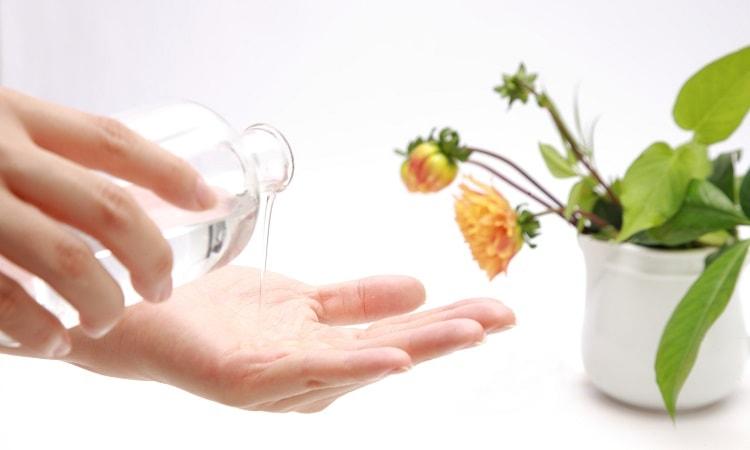 化妝水用途·功用介紹示意圖
