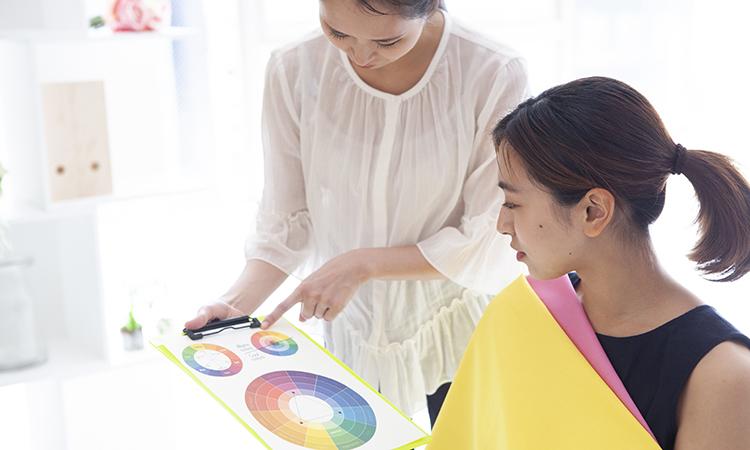 基因色彩專業諮詢