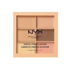 NYX-修修臉多功能調色盤