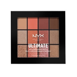 眼影-NYX Ultimate Multi-Finish Eyeshadow Palette