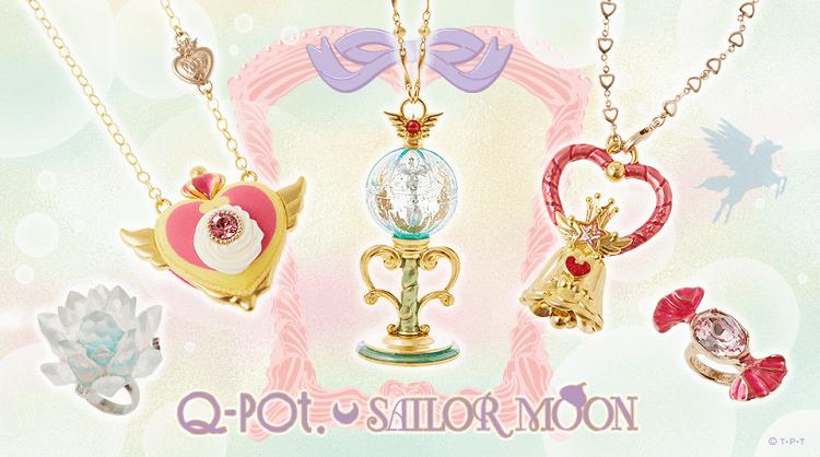 美少女戰士Q-Pot小兔水手月亮聯名第2彈