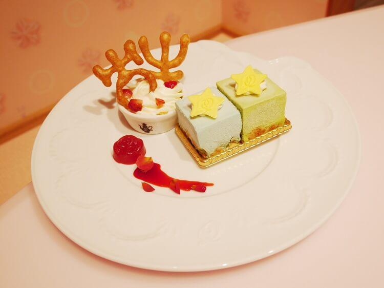 蛋糕冰淇淋-天王星和海王星