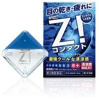 眼藥水介紹-日本Rohto樂敦 Rohto Z!