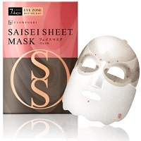 推薦日本必買-FLOWFUSHI_SAISEI SHEET MASK