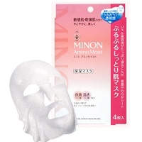 面膜推薦-MINON Amino Moist面膜