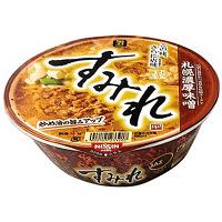 泡麵推薦-7-11限定SUMIRE 札幌濃厚味噌