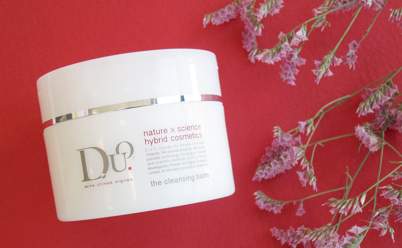 高評價日本【D.U.O】五效合一卸妝潔顏膏・使用心得
