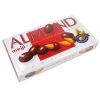 必買推薦-日本明治_ALMOND杏仁巧克力