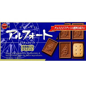 零食推薦-Alfort迷你巧克力