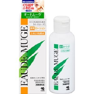 保養品推薦-EAUDE MUGE藥用化妝水