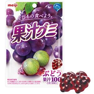 零食推薦-Meiji果汁軟糖